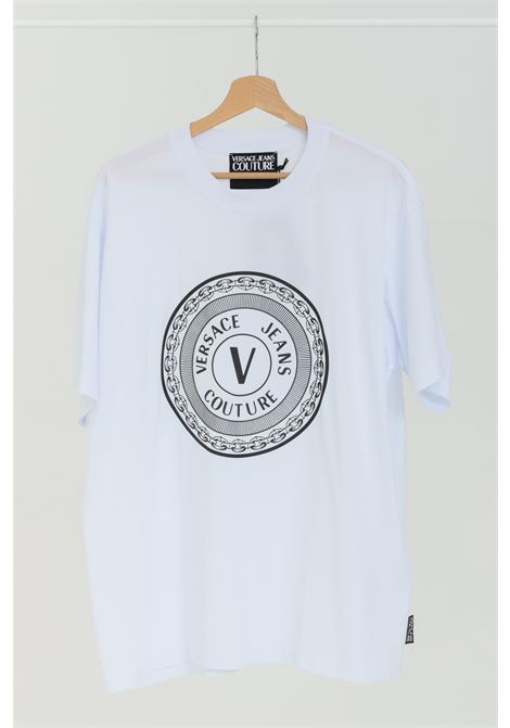 VERSACE JEANS COUTURE | T-shirt | B3GZA7TJ30319003