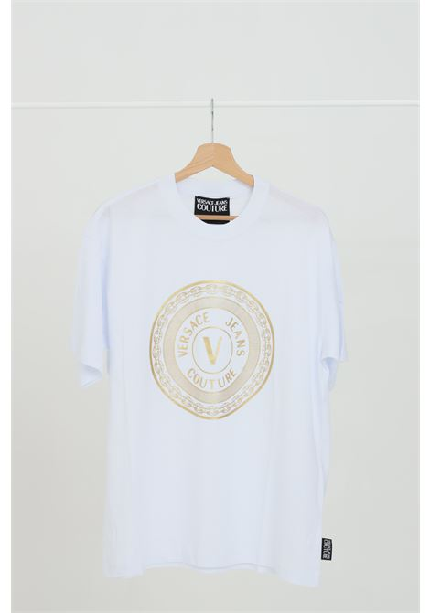 VERSACE JEANS COUTURE | T-shirt | B3GZA7TK30319K41
