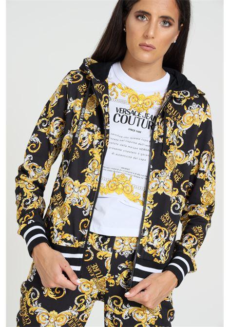 VERSACE JEANS COUTURE   Sweatshirt   B6HZA795S0830899