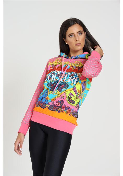 VERSACE JEANS COUTURE   Sweatshirt   B6HZA7PM30394445