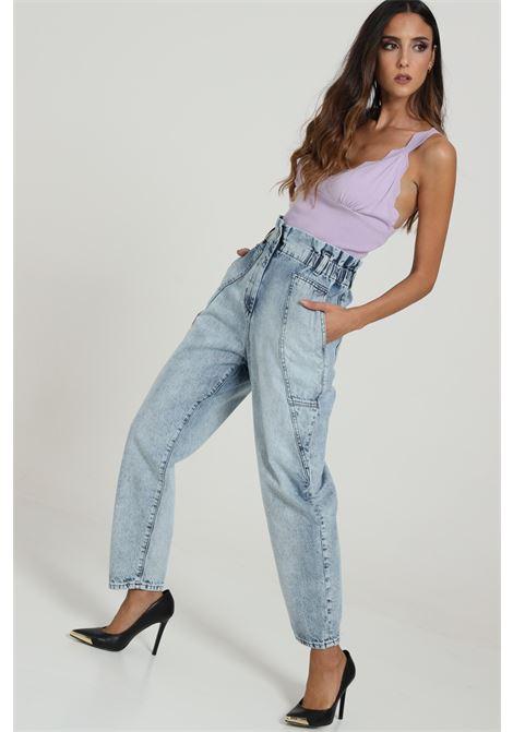 Jeans over a vita alta VICOLO   Jeans   DW0005JEANS