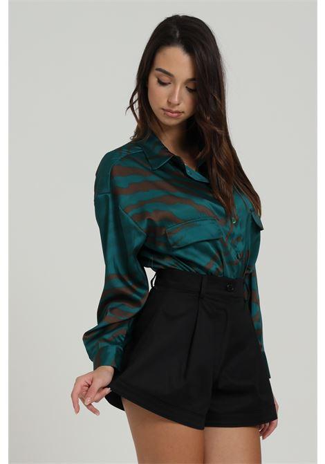 VICOLO | Shirt | TW0822VERDE