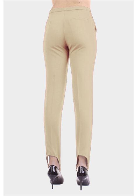 Pantalone taglio classico VICOLO | Pantaloni | TW1320PANNA