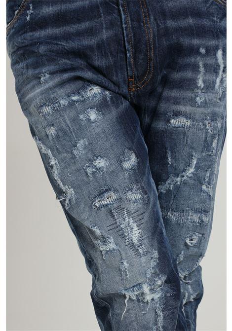 Jeans sfrangiato YES LONDON | Jeans | 2917UNI
