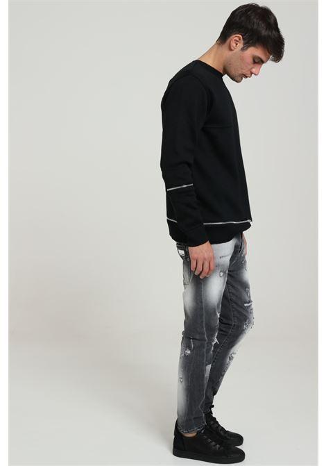 Jeans sfrangiato YES LONDON | Jeans | I2924UNI