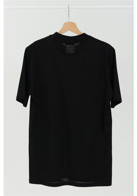T-shirt Con Stampa Yes London YES LONDON | T-shirt | XM3812NERO