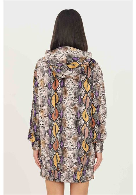 Python dress by 4giveness short cut with hood 4GIVENESS | Dress | FGFW1129200
