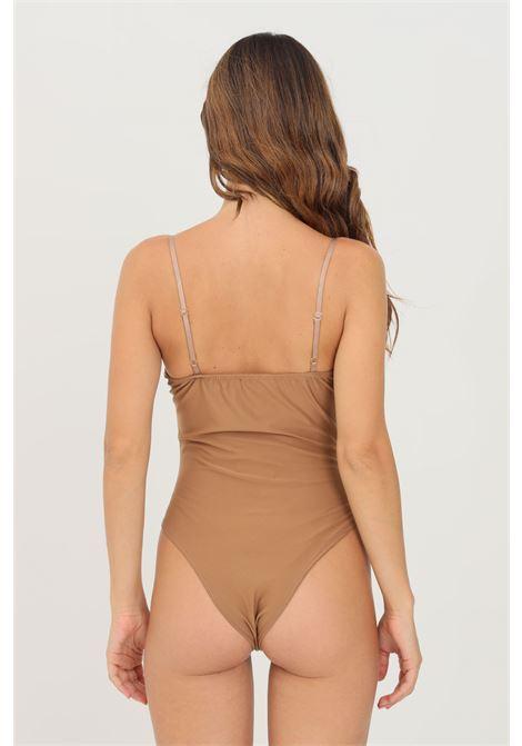 Body donna beige addicted con taglio al seno ADDICTED | Body | AQ5209BEIGE