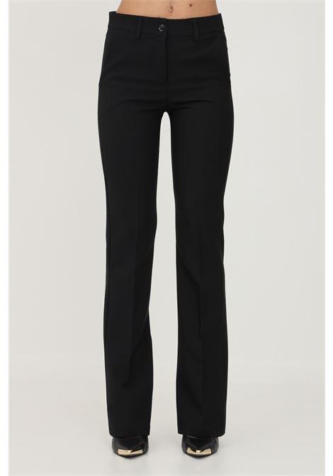 Pantaloni donna nero addicted elegante ADDICTED   Pantaloni   BY38-21NERO