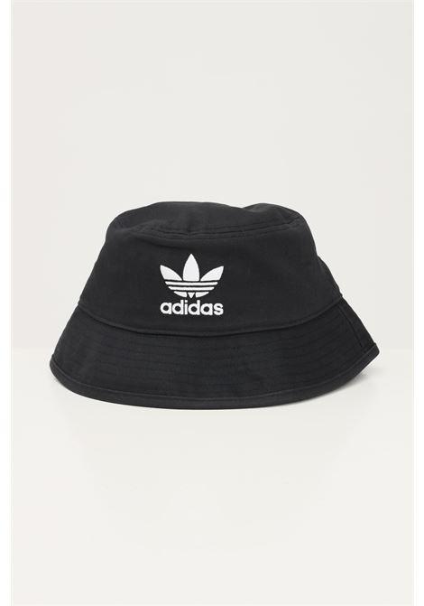 Cappello unisex nero adidas modello bucket ADIDAS | Cappelli | AJ8995.