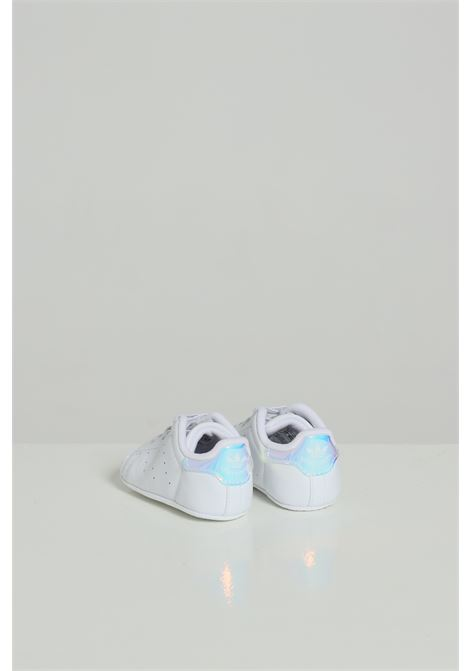 White newborn stan smith crib sneakers adidas ADIDAS | Sneakers | CG6543.