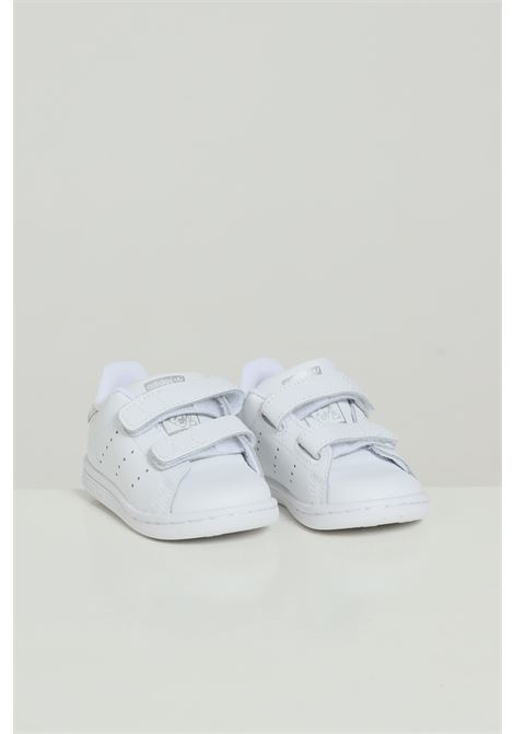 White newborn stan smith sneakers adidas ADIDAS   Sneakers   EE8485FTWWHT/FTWWHT