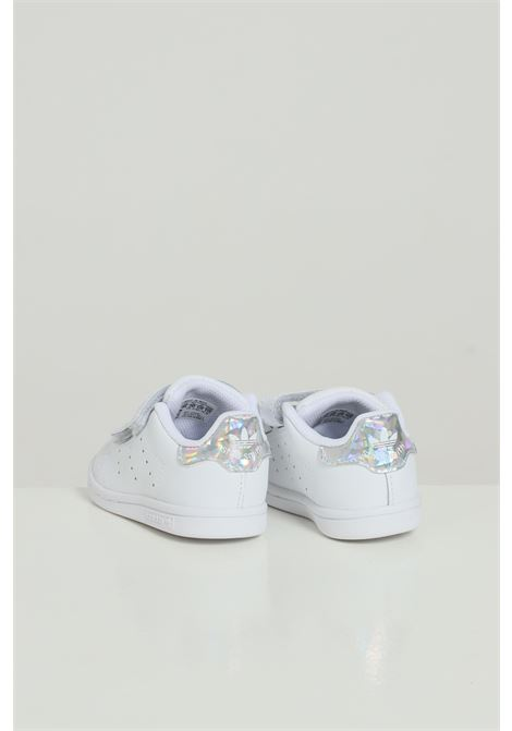Sneakers stan smith neonato bianco adidas ADIDAS | Sneakers | EE8485FTWWHT/FTWWHT