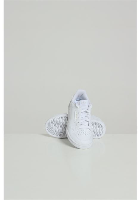 Sneakers continental 80 bambino unisex bianco adidas ADIDAS | Sneakers | FU6668.