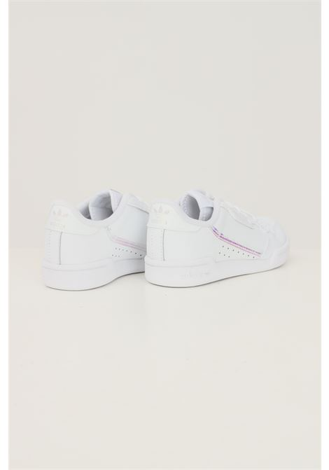 Sneakers continental 80 bambina bianco adidas ADIDAS | Sneakers | FU6668.