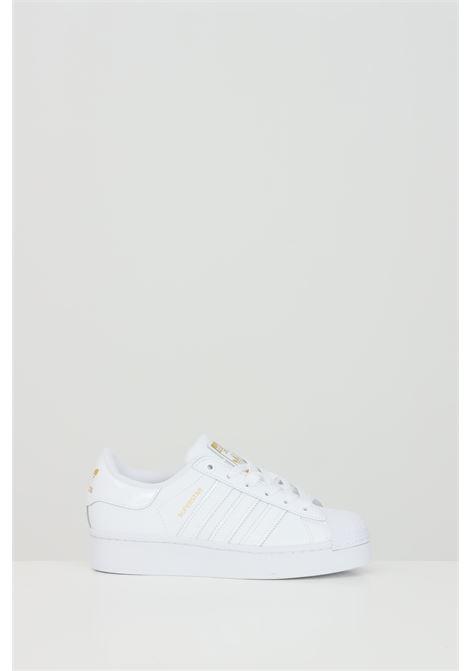 White women's superstar bold sneakers adidas ADIDAS | Sneakers | FV3334xxFTWWHT/FTWWHT