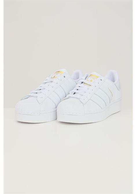 White women's superstar bold w sneakers adidas ADIDAS | Sneakers | FV3334xxFTWWHT/FTWWHT