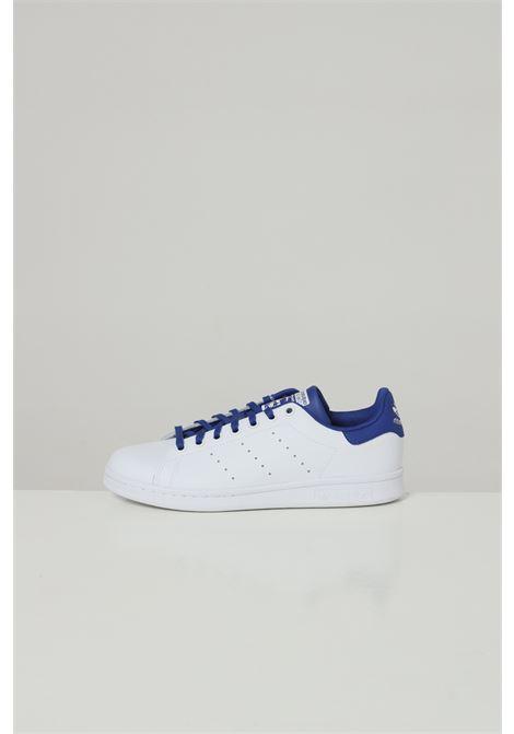 Sneakers stan smith j unisex bianco adidas ADIDAS | Sneakers | FW4492FTWWHT/ROYBLU