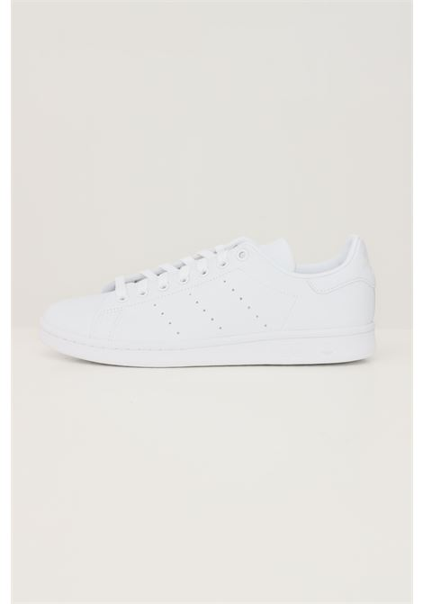 White unisex stan smith sneakers by adidas ADIDAS | Sneakers | FX5500.