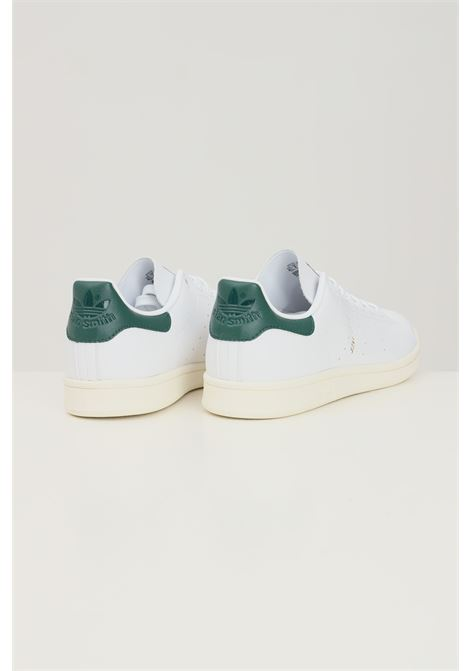 White men's stan smith sneakers by adidas ADIDAS | Sneakers | FX5522.
