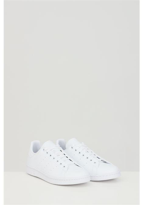 White unisex stan smith j sneakers adidas ADIDAS | Sneakers | FX7520.