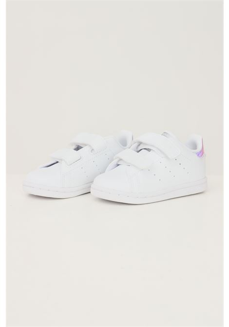 Sneakers stan smith neonato bianco adidas ADIDAS | Sneakers | FX7537.