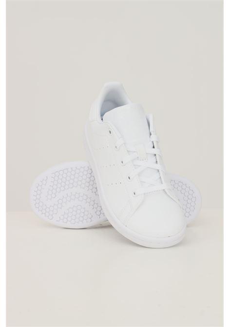 Sneakers stan smith c bambino unisex bianco adidas ADIDAS | Sneakers | FY2675.