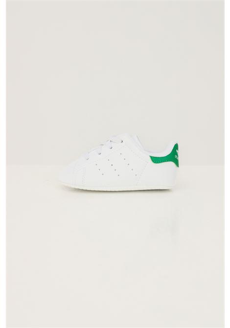 Sneakers stan smith crib neonato bianco adidas ADIDAS | Sneakers | FY7890.