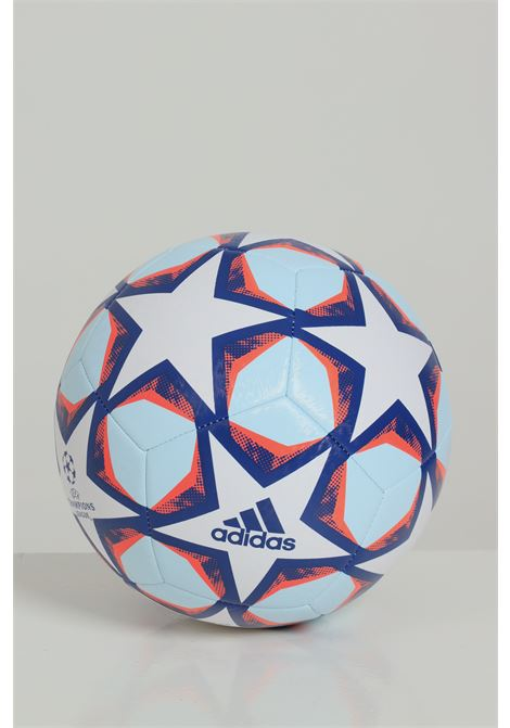 Pallone champions league uomo adidas ADIDAS | Palloni | GI8597WHITE/ROYBLU