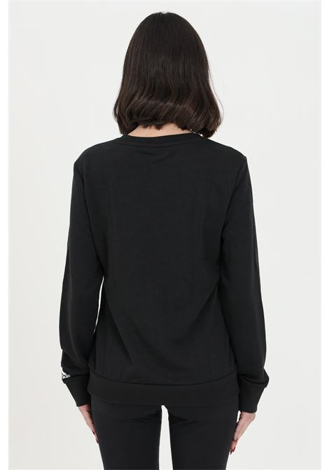 Black women's sweatshirt adidas  ADIDAS | T-shirt | GL0718.