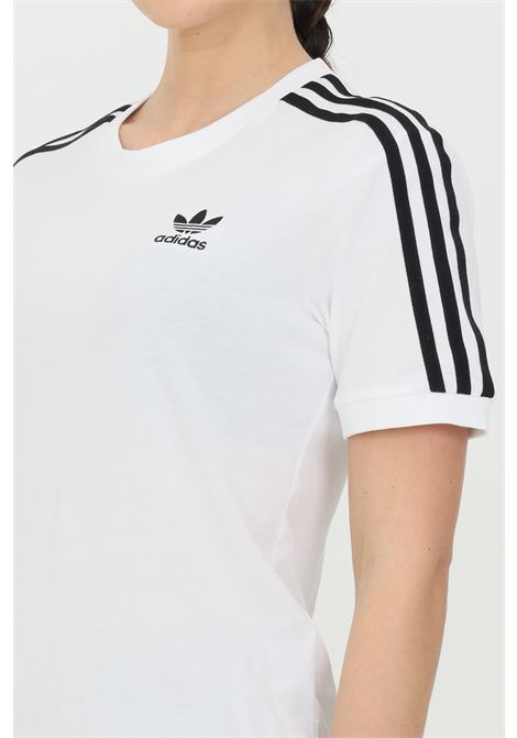 White women's adicolor classic 3-stripes t-shirt short sleeve adidas ADIDAS | T-shirt | GN2913.