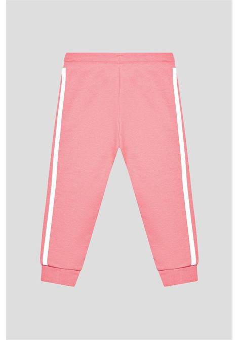 Tuta crew set bambina rosa adidas standard fit ADIDAS   Tute   GN8206.