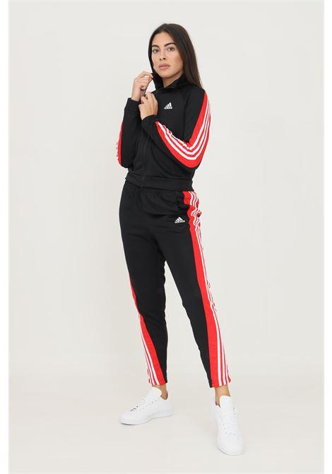 Tuta adidas sportswear teamsport donna nero ADIDAS | Tute | GT3705.