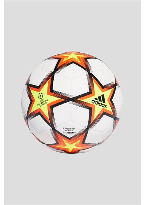 Ucl training pyrostorm ball by adidas  ADIDAS | Ball | GU0206.