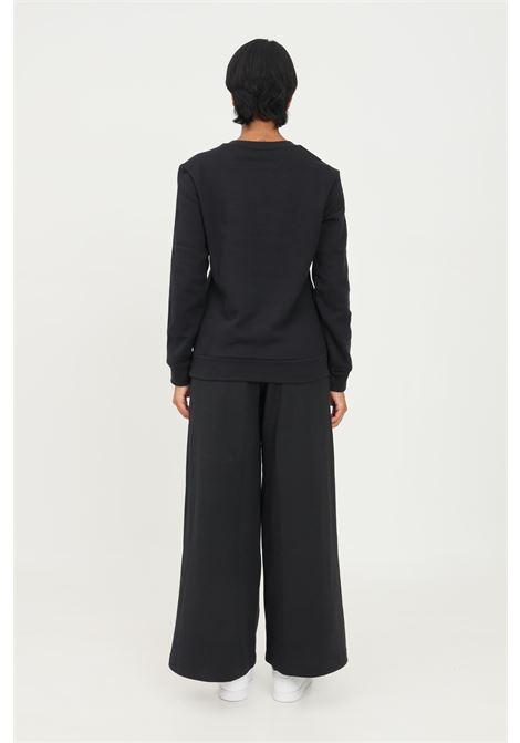 Black women's sportswear future icons trousers by adidas ADIDAS | Pants | GU9679.