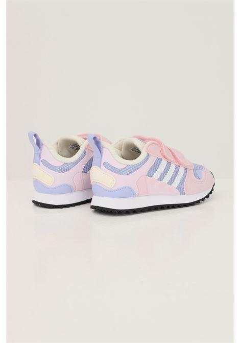 Scarpe zx 700 hd cf i neonato rosa adidas con inserti in tessuto ADIDAS | Sneakers | GZ7518.