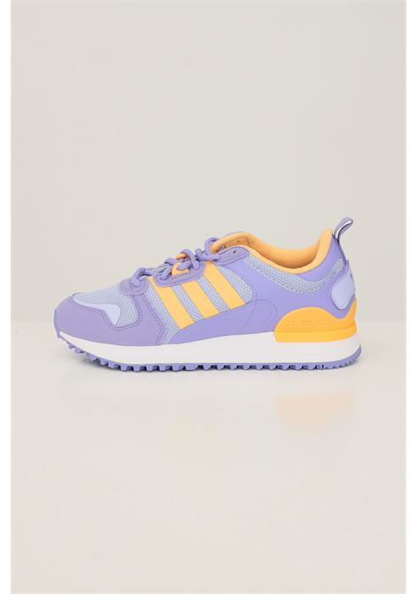 Violet women's ZX 700 HD sneakers by adidas ADIDAS | Sneakers | GZ7526J.