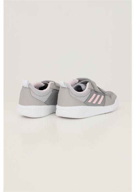 Sneakers tensaur c bambina grigio adidas con strappi ADIDAS | Sneakers | GZ7720.