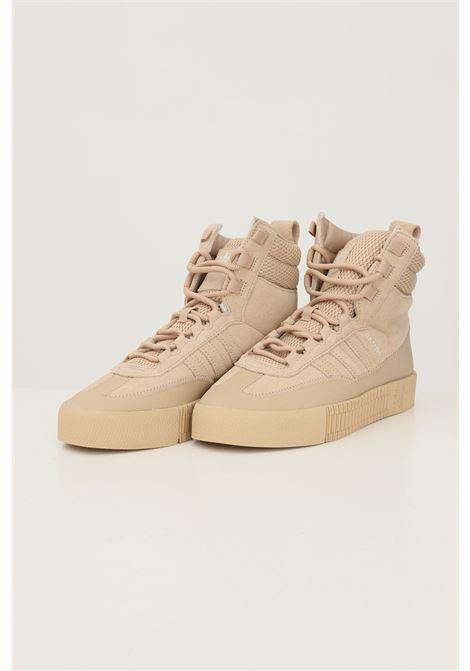 Beige women's samba sneakers by adidas boot model ADIDAS | Sneakers | GZ8106.