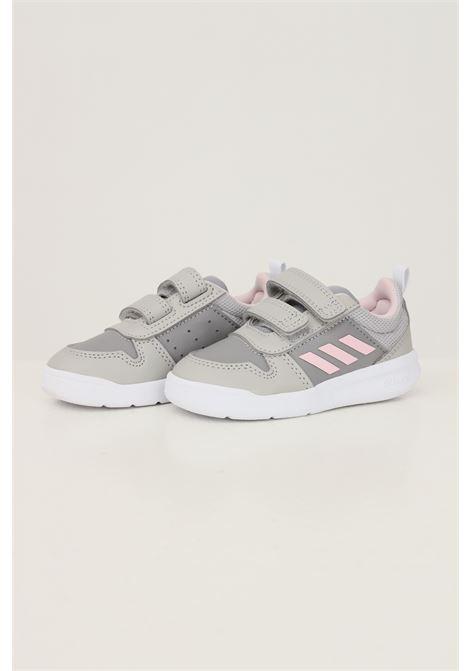 Sneakers tensaur i neonato grigio adidas con inserti in tessuto ADIDAS | Sneakers | H00158.