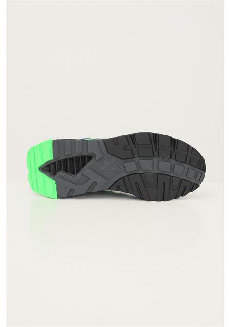 Black men's ZX 1K Boost sneakers by adidas  ADIDAS | Sneakers | H00430.