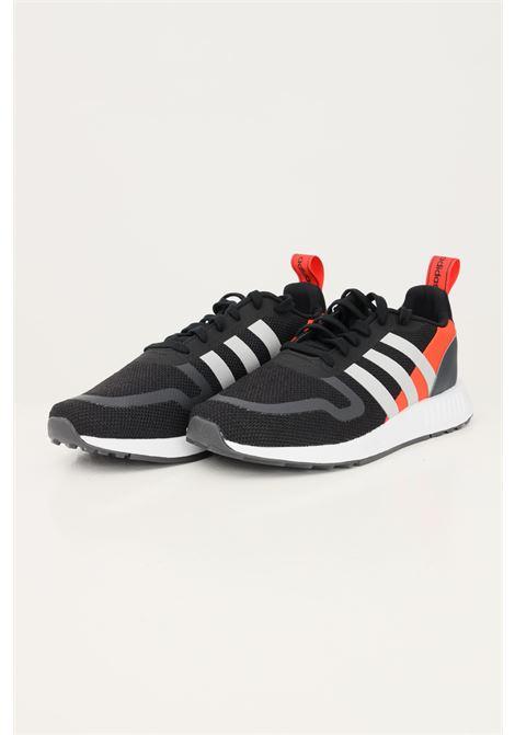 Black men's multix sneakers by adidas ADIDAS | Sneakers | H02950.