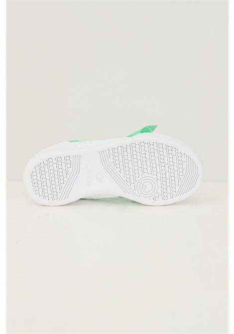Sneakers continental 80 c bambina bianco adidas con dettaglio fiocco ADIDAS | Sneakers | H03938.