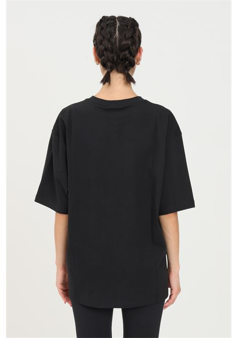 T-shirt longewear adicolor essentials donna nero adidas a manica corta ADIDAS   T-shirt   H06649.