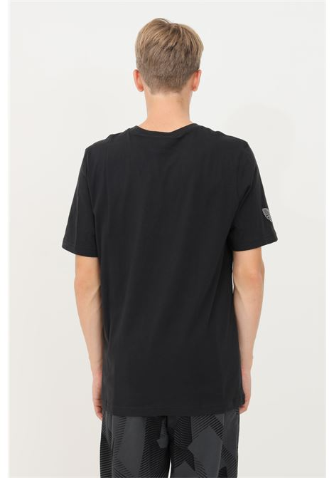 T-shirt adidas sprt logo uomo nero a manica corta ADIDAS | T-shirt | H06746.
