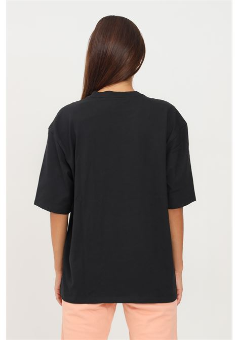 T-shirt adicolor heavy single jersey donna nero adidas a manica corta ADIDAS   T-shirt   H11386.