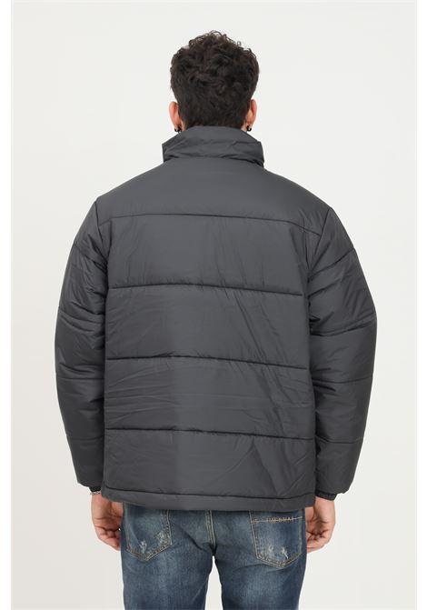 Giacca imbottita padded stand-up collar uomo nero adidas con zip frontale ADIDAS | Giubbotti | H13551.