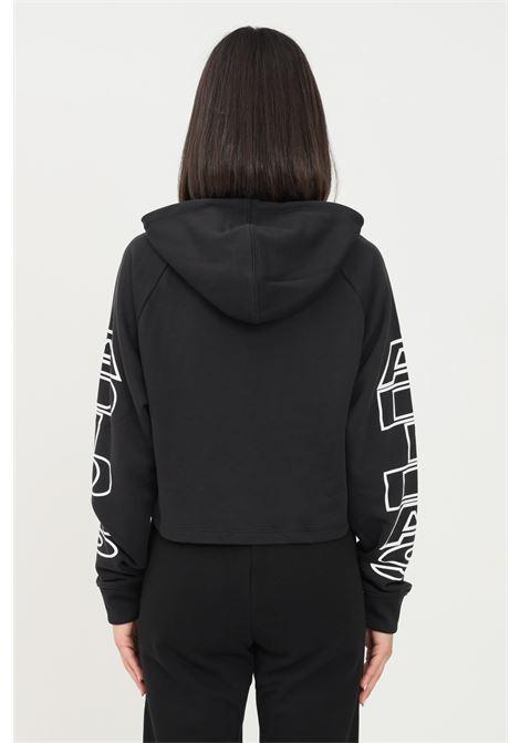Black women's hoodie by adidas  ADIDAS | Sweatshirt | H15775.