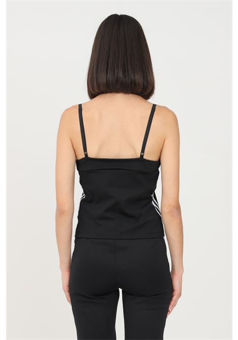 Black women's top by adidas corset model ADIDAS | Top | H15810.