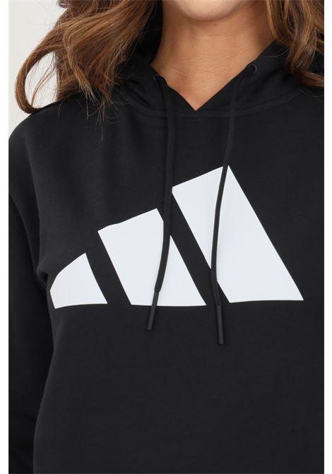 Body adidas sportswear future icons leotard nero donna sport ADIDAS   Felpe   H24075.